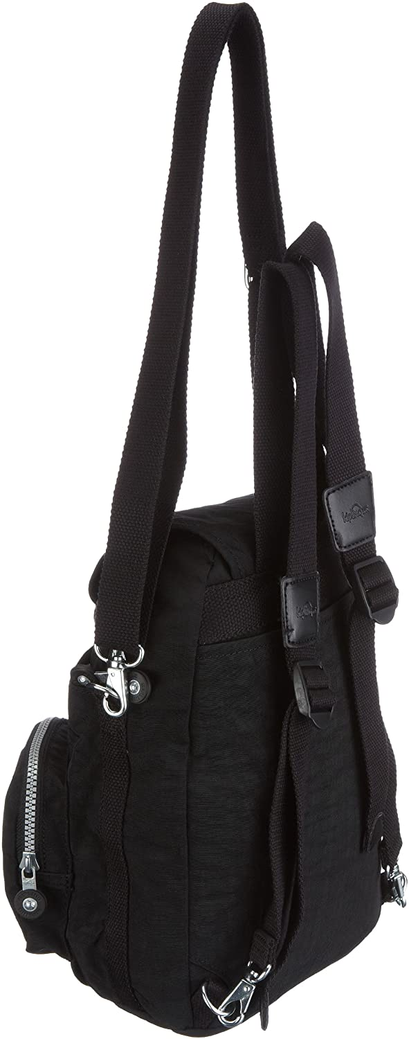 eacab3a982 Kipling Firefly N, Women's Shoulder Bag, Schwarz (Black), One Size:  Amazon.co.uk: Shoes & Bags