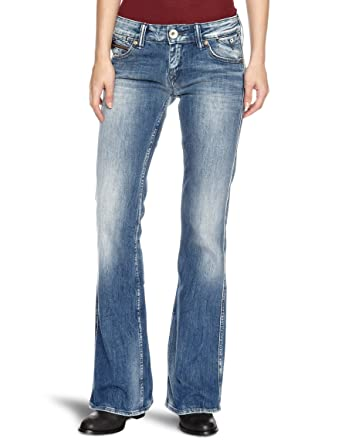 2f65fb7d Tommy Hilfiger Sophie Bootcut Antique GLRS Boot Cut Women's Jeans Gilroy  Stretch W24 INxL30 IN