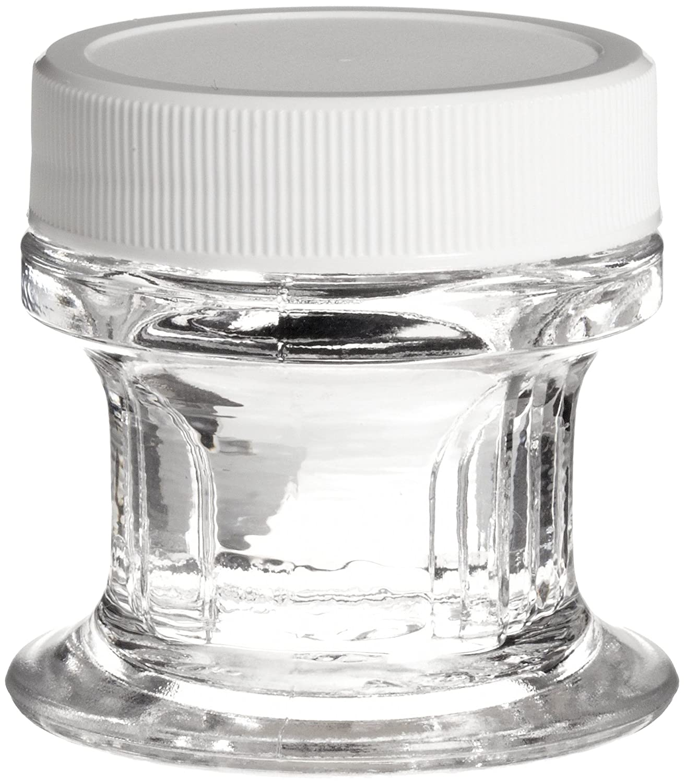 with Polypropylene Screw Cap Wheaton W900180 Columbia Jar