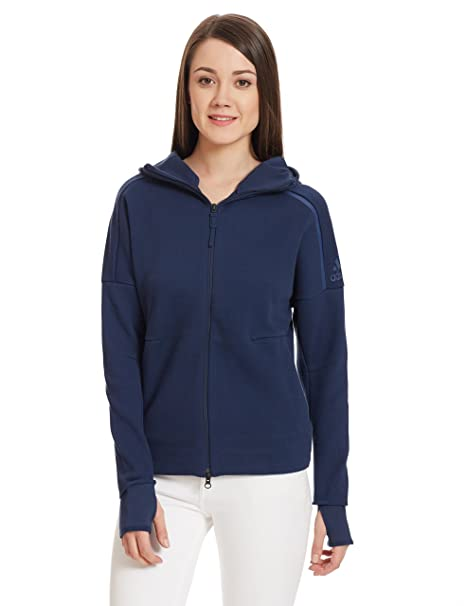 purchase cheap best supplier ever popular adidas Damen Zne Hoody