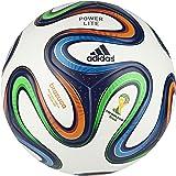adidas Brazuca Junoir 350 Ballon de foot Enfant