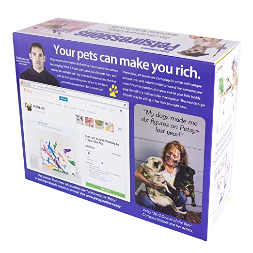 amazon com prank pack petspressions standard size prank gift box health personal care
