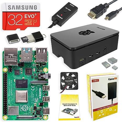 Raspberry Pi® 4 B 4 Go 4 x 1.5 GHz Raspberry Pi®
