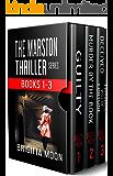 The Marston Series Thriller Books 1-3