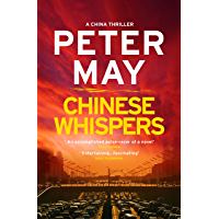 Chinese Whispers: A stunning race-against-time serial killer thriller (China Thriller 6) (The China Thrillers)