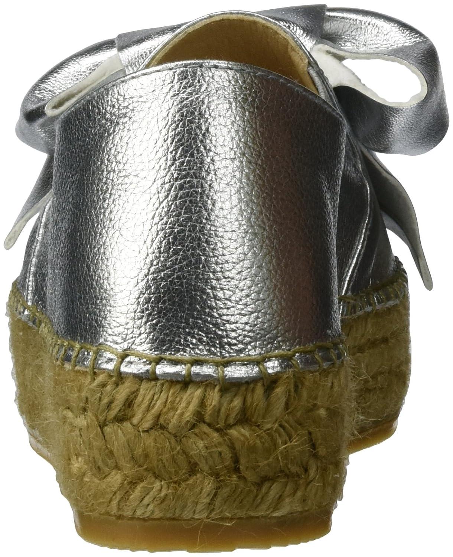 Macarena Damen Espadrilles, - Silber (PLATA), 36 EU - Espadrilles, 2970b0
