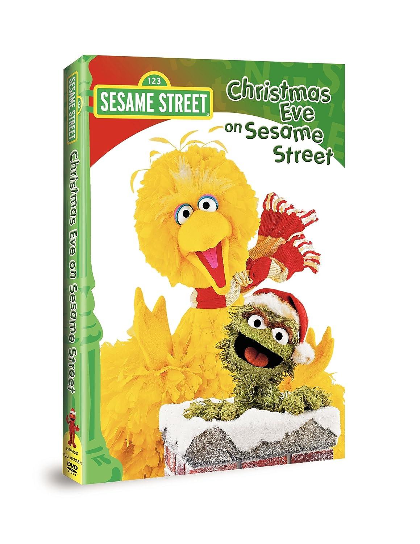 Christmas Eve On Sesame Street.Amazon Com Sesame Street Christmas Eve On Sesame Street