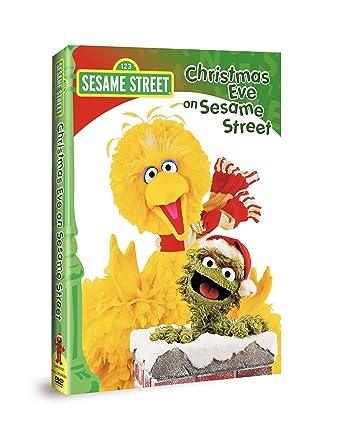Amazon.com: Sesame Street - Christmas Eve on Sesame Street: Caroll ...