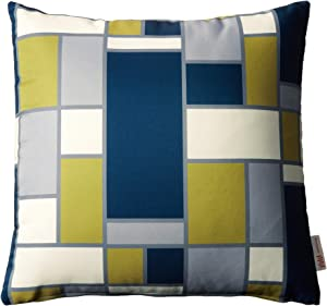 Modway Outdoor Indoor All Weather Patio Throw Pillow in Rectangle