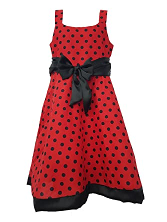 dc516bac491 2 year girls, birthday, party wear ,casual dress, cute ,red cotton ...