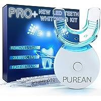 Purean, Teeth Whitening Kit with LED Light
