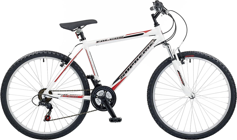 Falcon Supreme - Bicicleta con suspensión Delantera para Hombre ...