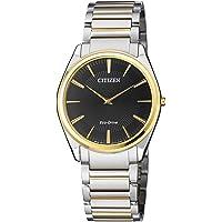 Citizen Eco-Drive Stiletto Super Men's Bracelet Watch (AR3078-88E)