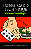 Expert Card Technique: Close-up Table Magic (Dover Magic Books)