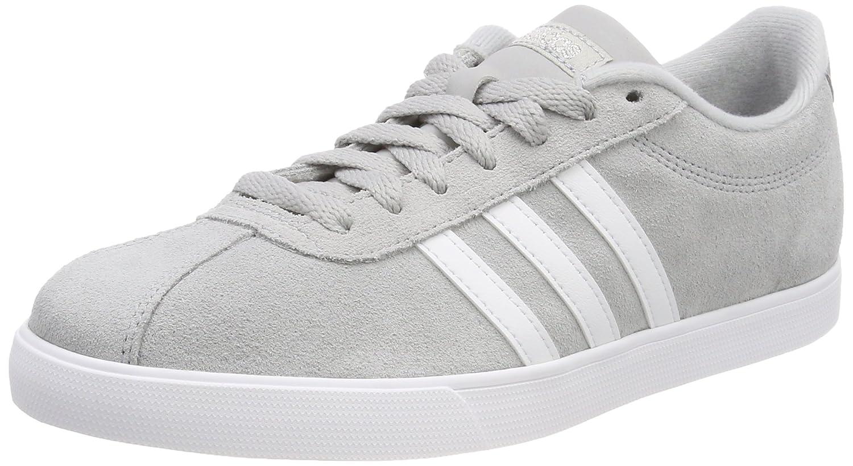 Adidas Courtset, Zapatillas de Deporte para Mujer 40 2/3 EU|Gris (Griuno/Ftwbla/Plamet 000)