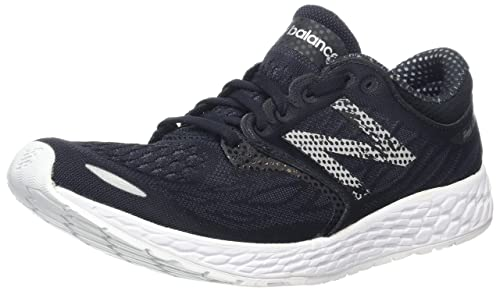 Nero 39 EU NEW BALANCE FRESH FOAM ZANTE V3 SCARPE RUNNING DONNA BLACK/SILVER