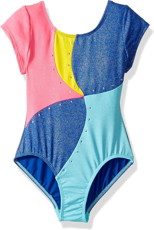 Jacques Moret girls Fun Gymnastics Leotard