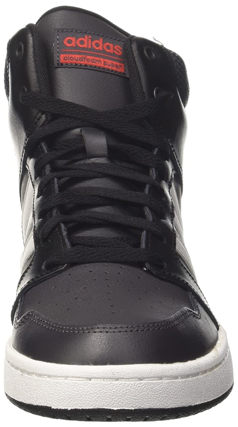 best loved 06b22 f436f adidas Mens Cf Super Hoops Mid Hi-Top Trainers Amazon.co.uk Shoes  Bags