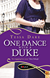 One Dance With a Duke: A Rouge Regency Romance (The Stud Club Series Book 1)