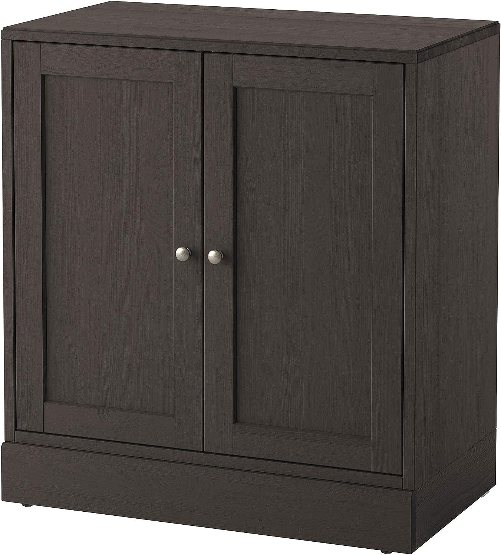 IKEA 203.910.50 Havsta - Armario con Base, Color marrón Oscuro: Amazon.es: Juguetes y juegos