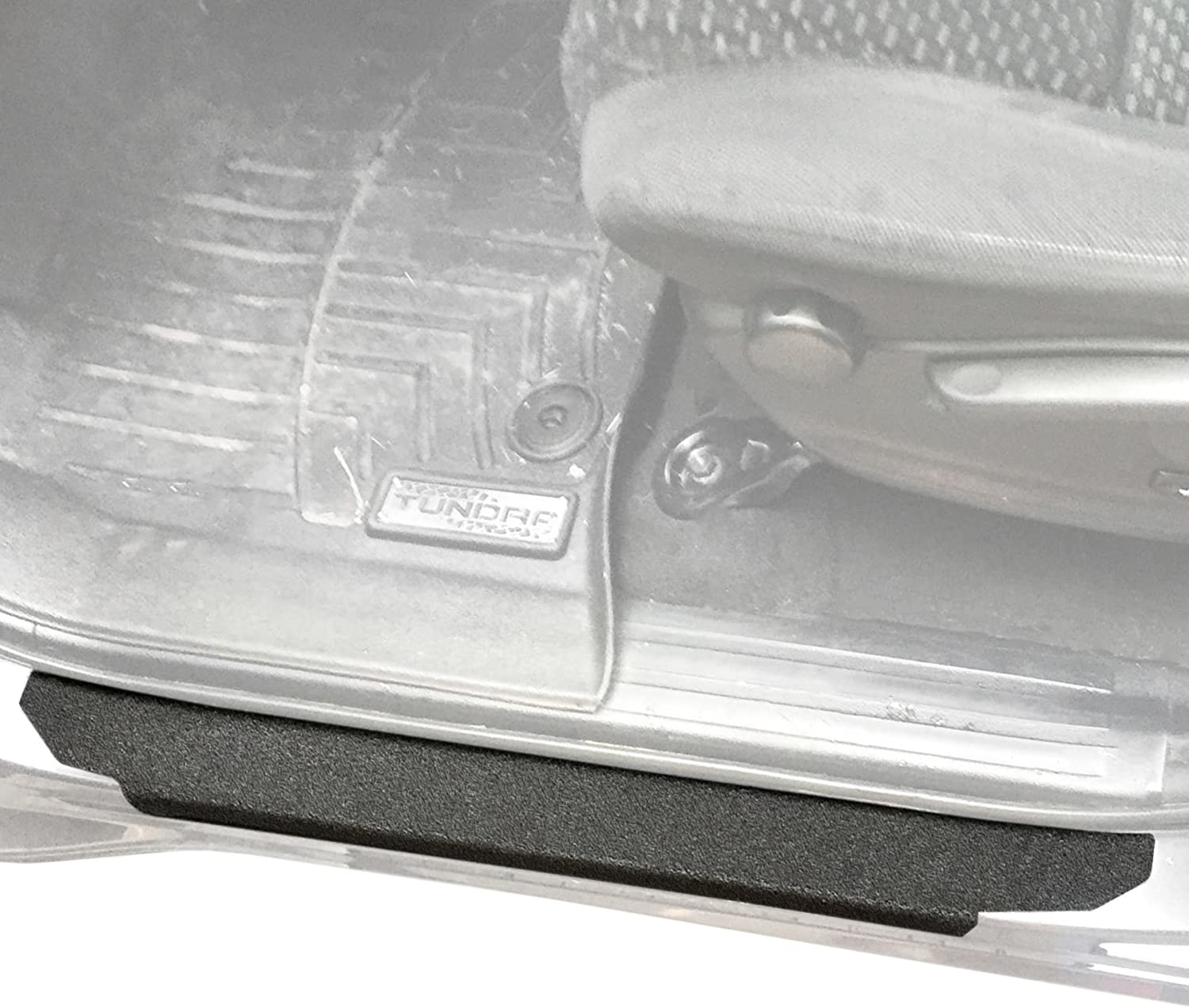 2007-2013 fits Tundra Double Cab 4pc Door Step Sill Protector Threshold Shield