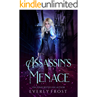 Assassin's Magic 3: Assassin's Menace (English Edition)