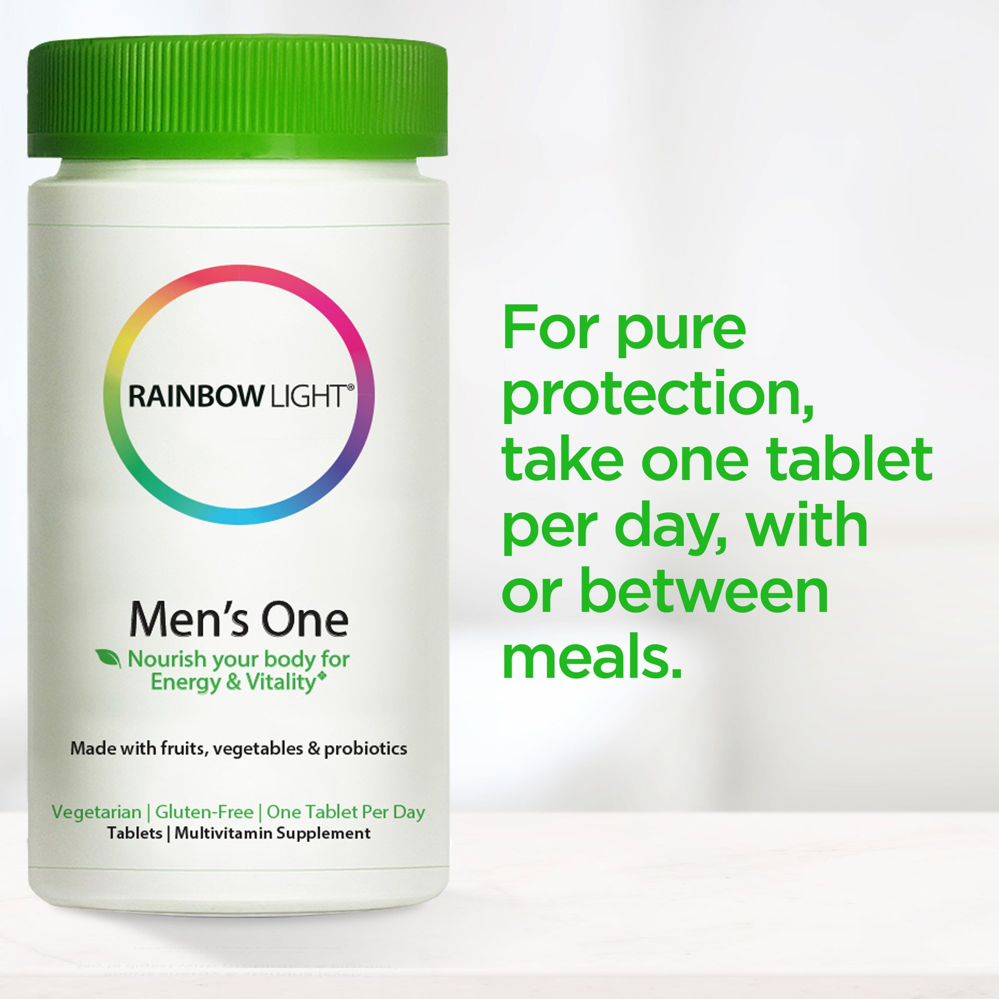 Rainbow Light Men S One Non Gmo Project Verified