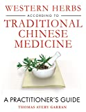 Western Herbs according to Traditional Chinese