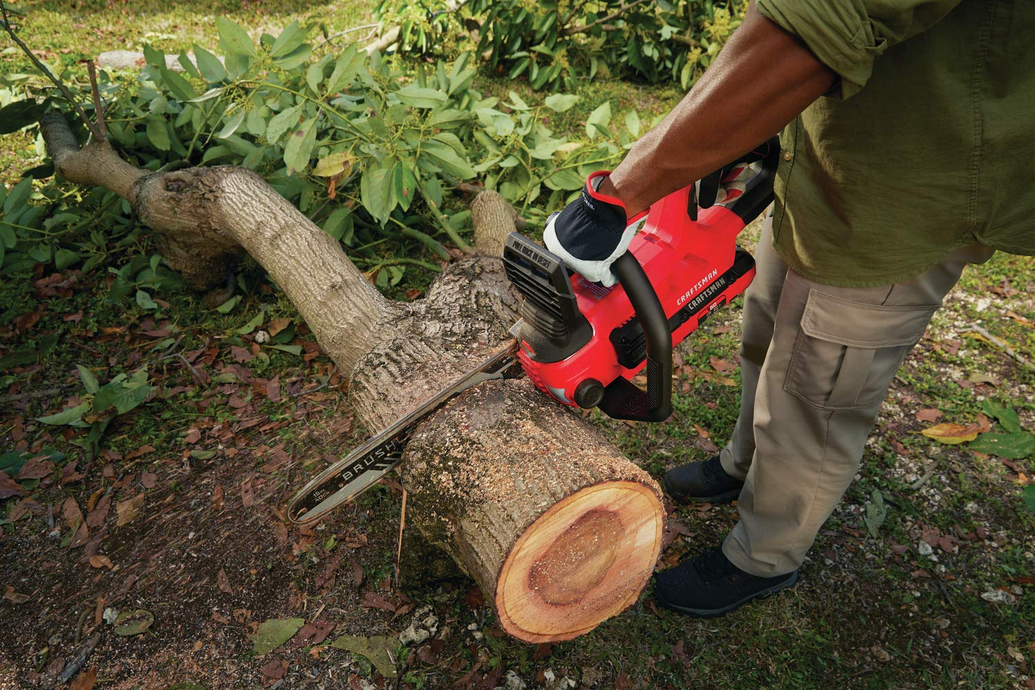 Craftsman CMCCS660E1 Chainsaws product image 10