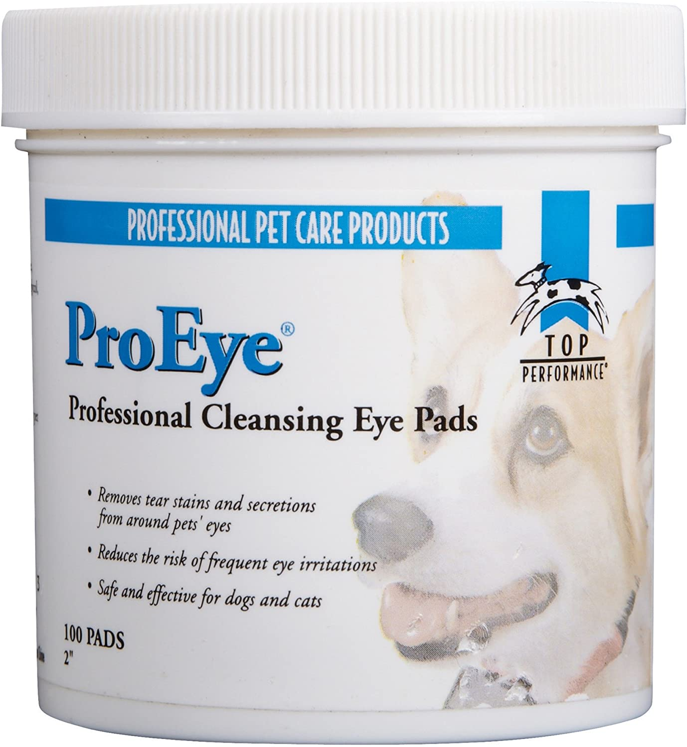 Top Performance Cleansing Pads for Pets- Safe and Effective Pads for Cleaning Teeth, Eyes, & Ears