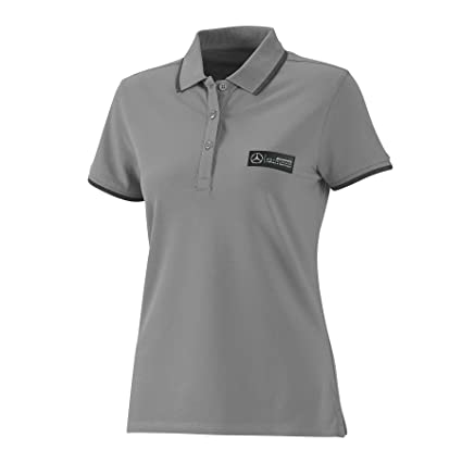 c2325fe71 Amazon.com : Mercedes AMG Petronas F1 Women's Classic Polo Shirt ...