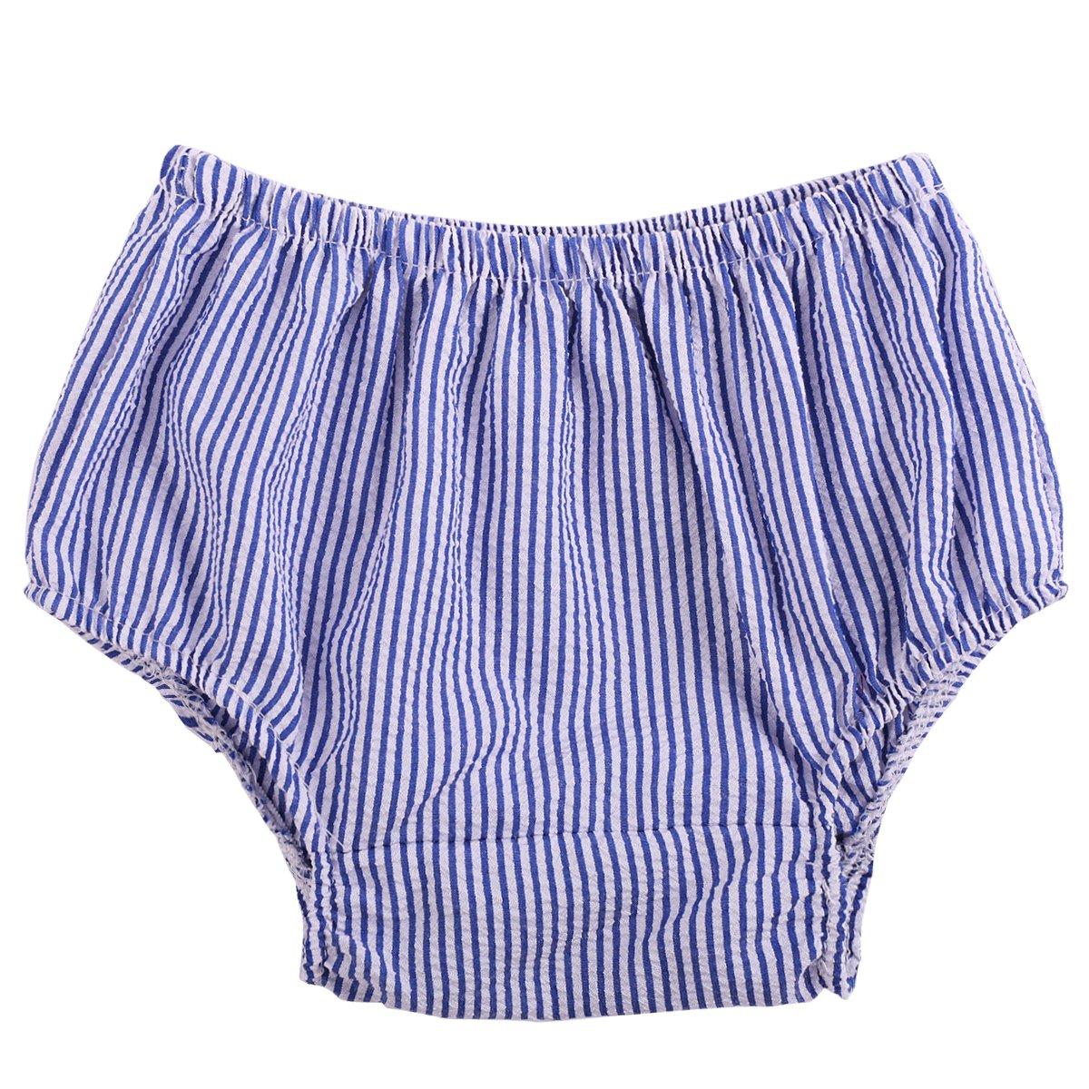 IWEMEK Baby Girl Boy Toddler Cotton Basic Diaper Cover Bloomers Shorts Briefs Panty Underwear Panties