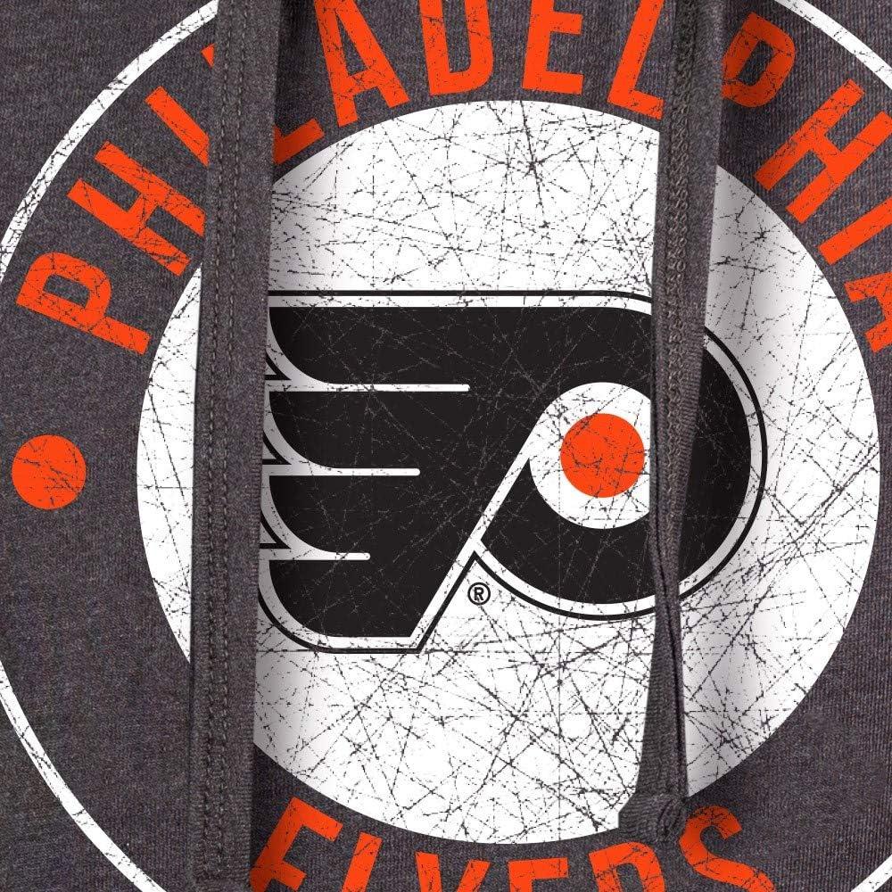 Calhoun Official NHL Mens Sleeveless Hoodie