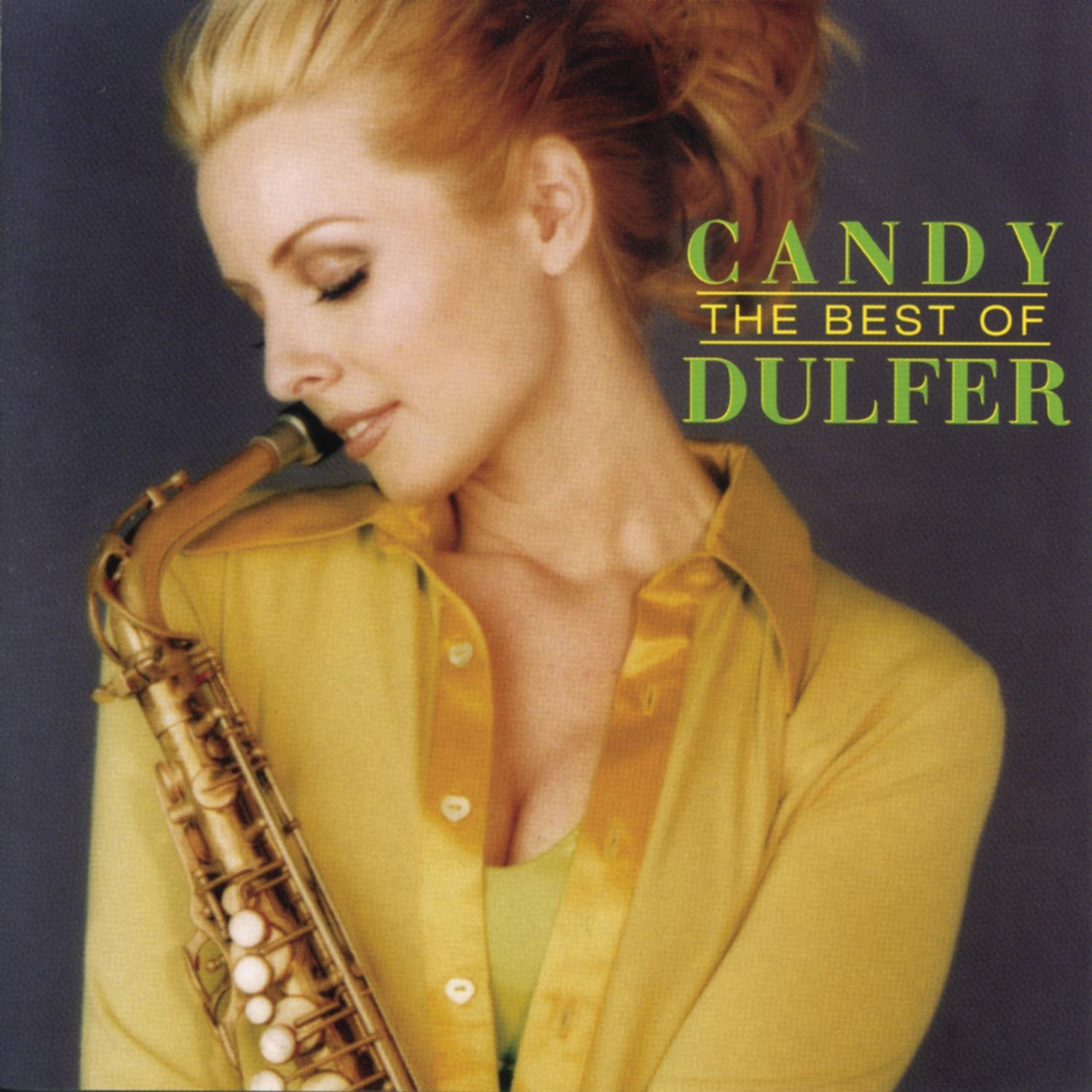 The Best Of Candy Dulfer by Warlock Records