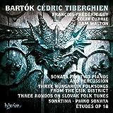 Bartók: Sonata for Two Pianos & Percussion [Hyperion CDA68153]