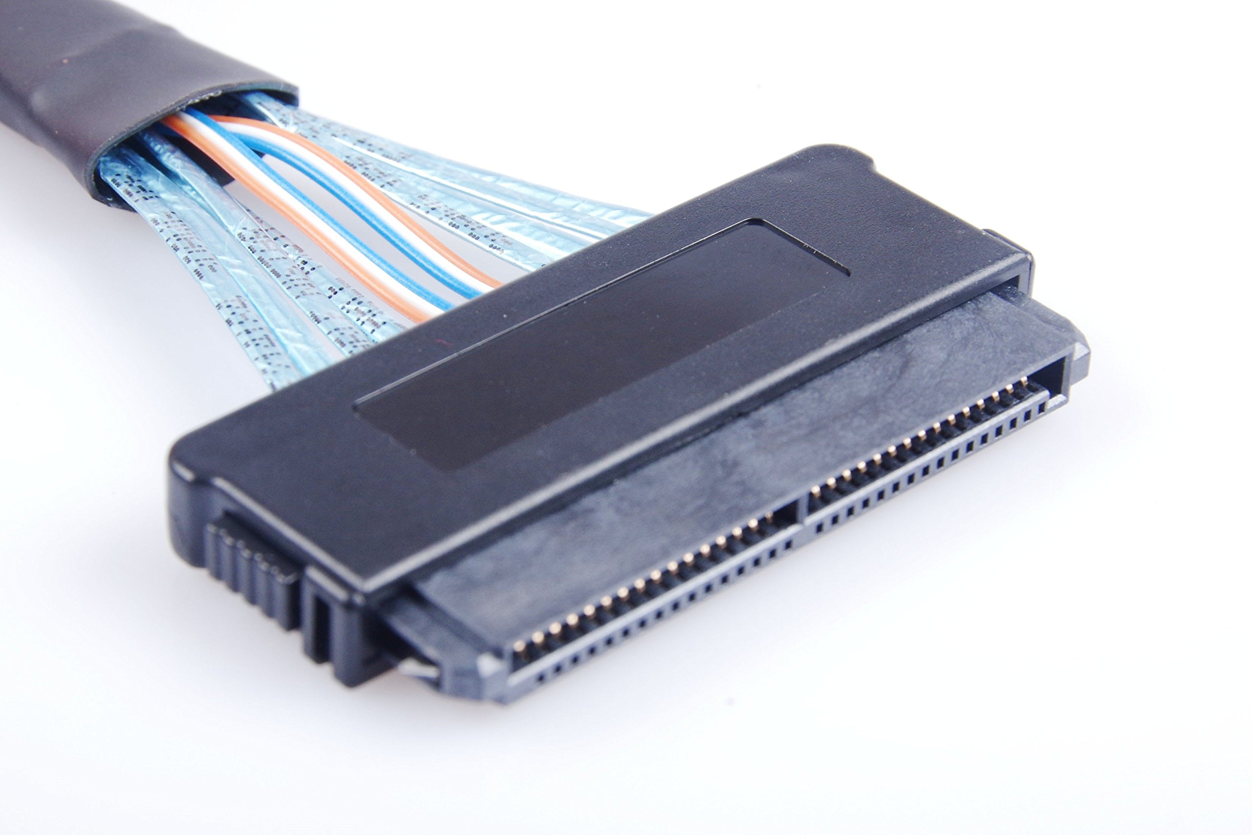 KNACRO Mini SAS Cable SFF-8087 36Pin to SAS SFF-8484 32pin - SAS Adapter 1.64ft(0.5m by KNACRO (Image #6)