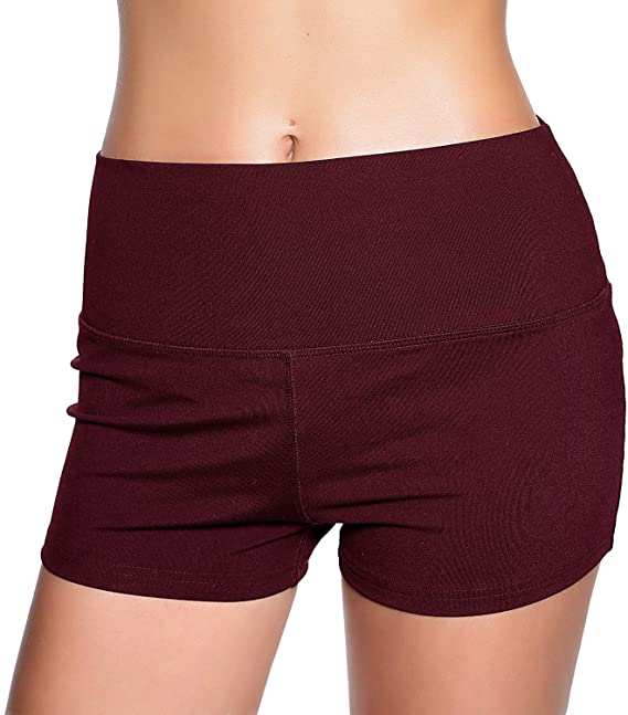 Amazon.com: KNEEDARKYEAR - Pantalones cortos de yoga para ...