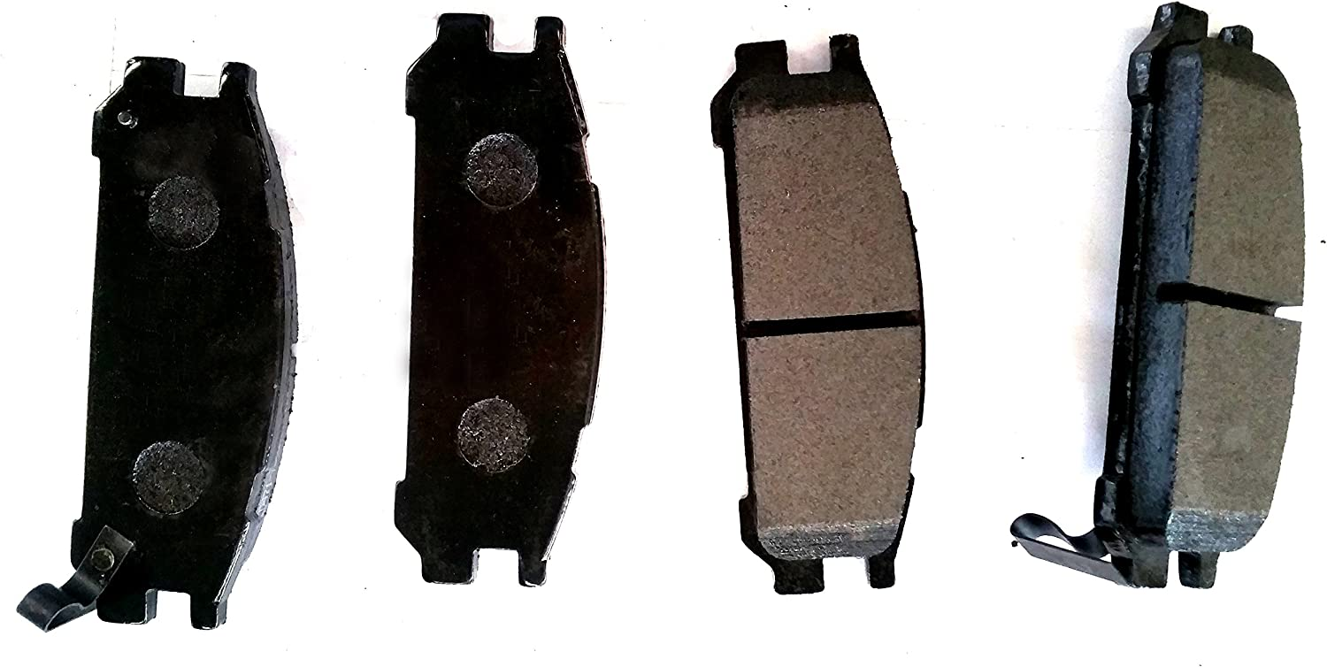 SMD1711 Semi Metallic Disc Brake Pads Set - Front Both Left and Right Stirling