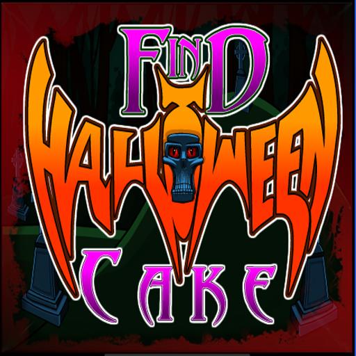 Find Halloween Cake -