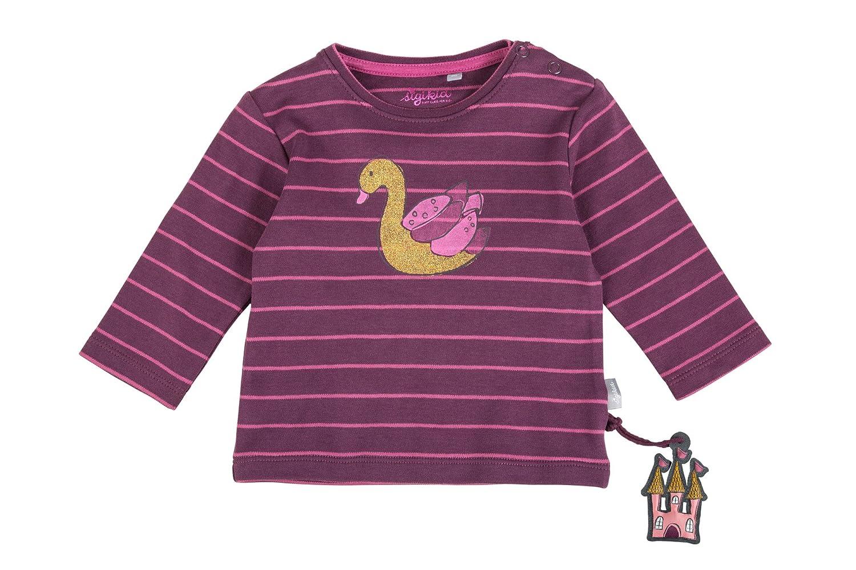 Sigikid Langarmshirt, Baby, Camiseta de Manga Larga para Bebés