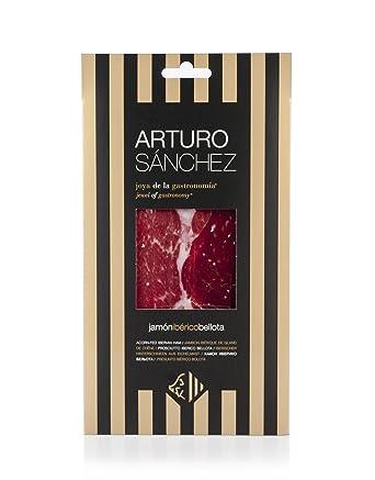 Jamón Ibérico De Bellota Arturo Sánchez Loncheado 80 GR