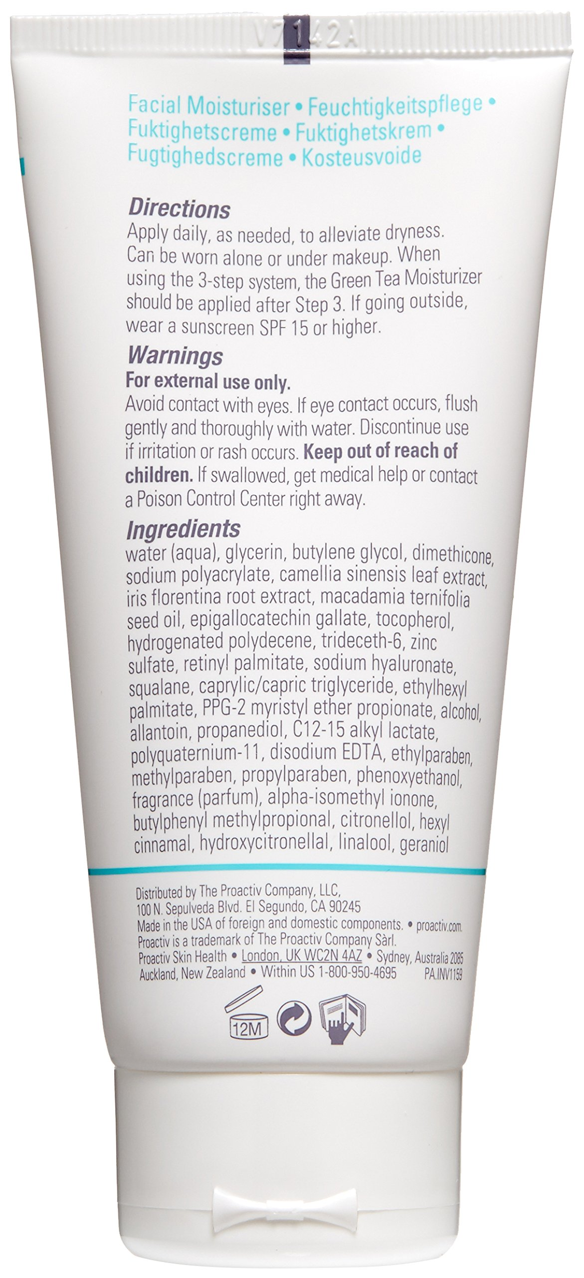 Proactiv Green Tea Moisturizer, 3 Ounce by Proactiv (Image #5)