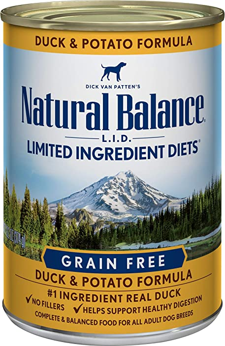 The Best Dog Food Wet Natural Balance Lamb Formula