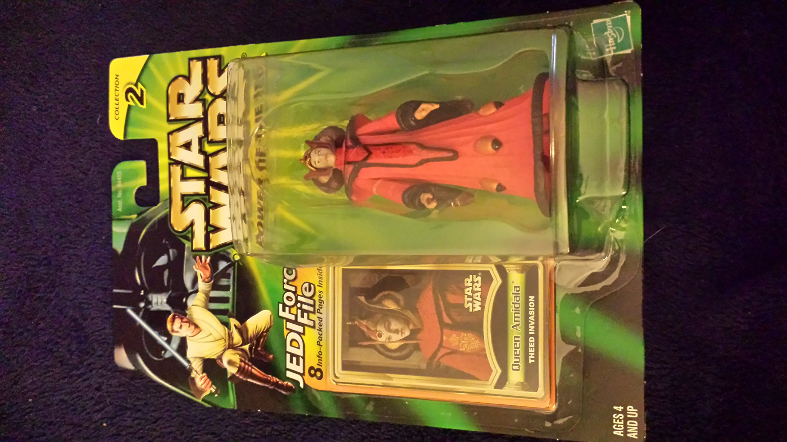 Star Wars Power of the Jedi Queen Amidala Theed Invasion