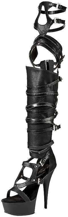 Women's Del600-50/Bpu/M Boot