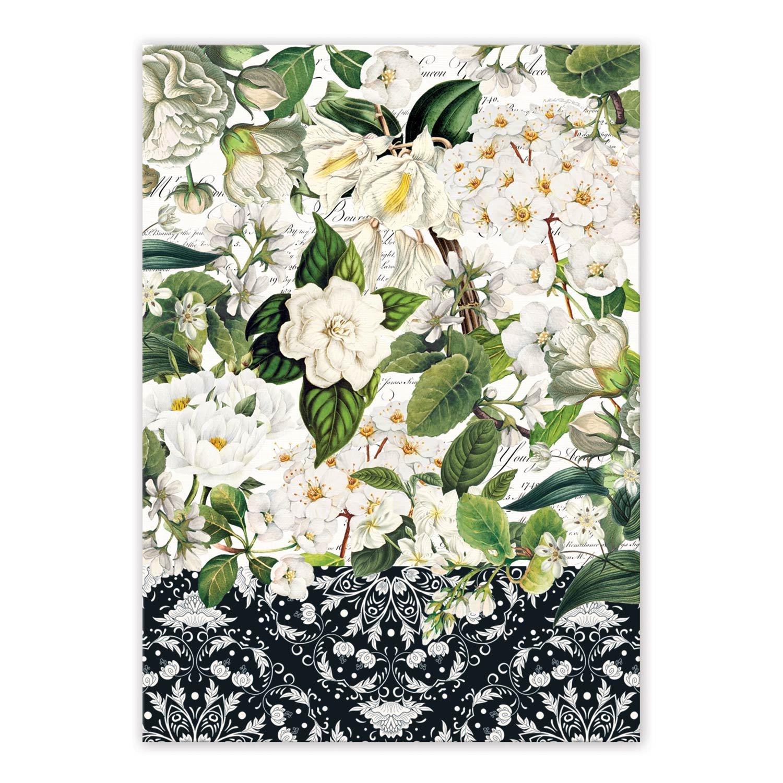 Michel Design Works Kitchen Towel, Bouquet