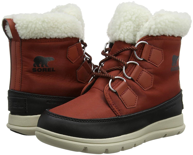Sorel Womens Explorer Carnival Boots