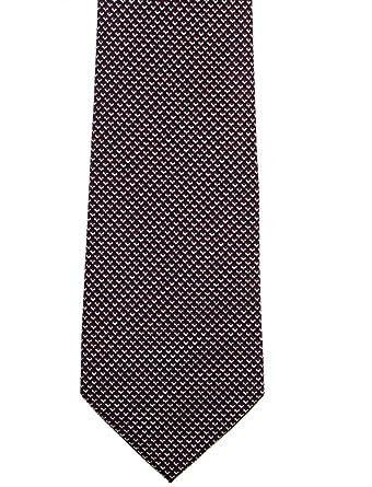 Bruce Field-Corbata de seda pura marine inteligentes, color ...