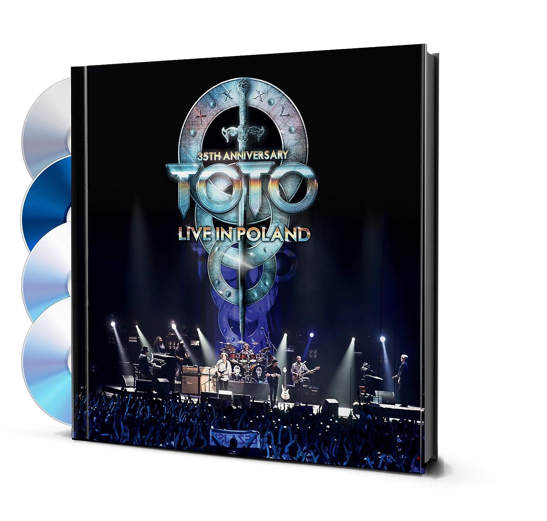 35th Anniversary Tour Live in Poland [Blu-ray] B00J0LH044