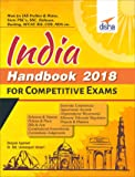 INDIA Handbook 2018 for Competitive Exams - Schemes, Yojanas, Policies, Bill & Acts, Amendments, Judgements, Summits, Organisations, Tribunals, Committees